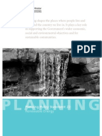 planning policy 22