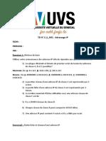 TD n°1 réseaux locaux et cablage(vdi)