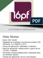PRESENTACION 16 PF
