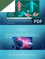 GENETICA EN EL COMPORTAMIENTO HUMANO 2019 II  1_20190816092140