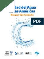 Calidad del Agua en las Americas