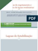 SETAR_Tratamento de Esgotos_Lagoas de Estabilização