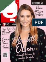 Revista Q Que... México edición 161