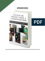 267 ebooks plr português