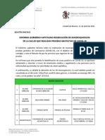 Boletin 199 Informa Gobierno Capitalino Reubicacion de Macroquioscos de La Salud Que Realizan Pruebas Gratuitas de Covid 19 1