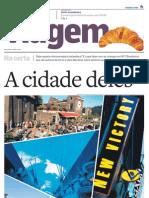 Suplemento Viagem - Jornal O Estado de S. Paulo - A cidade deles - 20110308