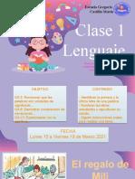 CLASE 1 LENGUAJE 1A