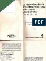 Hilb y Lutzky La Nueva Izquierda Argentina 1960-1980-1-18