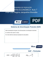 Planejamento Aula 7 Atual Quinta ENG ECONOMICA 2020.2
