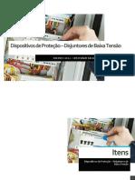 Aula 6 - Dispositivo de Proteção - Disjuntores Eletricos