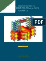 Manual de Configuração do Robot - Para NBR 6118