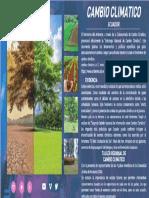 ANALISIS DE CAMBIO CLIMATICO