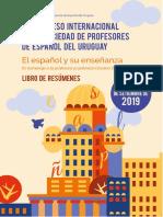 Libro congreso idioma español -2019-1