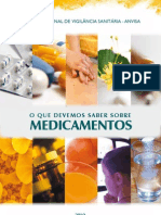 Cartilha Medicamentos - 2010 - Anvisa