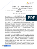 Resolución 0195 COMPILATORIA version 4.0