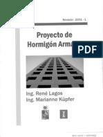 Proyecto Hormigon - Rene Lagos Marianne Küpfer