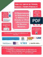 Flyer Feria de Empleo Mar2011