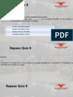Repaso Quiz 8