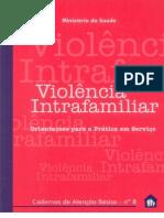 Violência intrafamiliar - MS