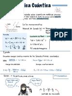 Física Cuántica y Estadística
