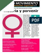 Suplemento En Movimiento (Edición Especial Día Internacional de la Mujer)