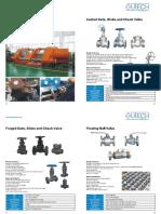 Sutech Valves - Product Range