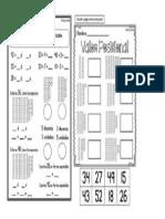 Guia Multibase y Valor Posicional 2do