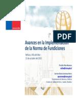 Presentacion Normativa Ambiental 2015
