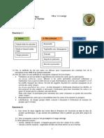 TD4 Corrigée. Processus de développement des IHMs