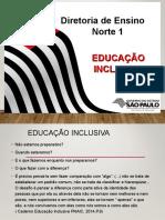 Educação Inclusiva Joaninha Diferente
