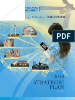 Office of Energy Reliability Strategic Plan