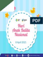 Hari Anak Balita Nasional_Jangan Kendor Jaga Kesehatan Balita