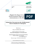 Rapport de Stage (1)