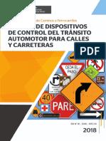 Manual de Dispositivos de Control Del Transito