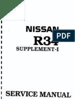 Nissan Skyline R34 Workshop Manual English   Throttle ... on