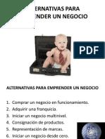 7._ALTERNATIVAS_PARA_EMPRENDER_UN_NEGOCIO