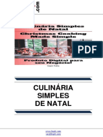 Culinária Simples de Natal (Christmas Cooking Made Simple)