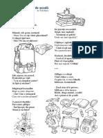 Poezia Prima Zi de Scoala