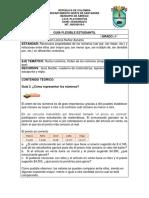 GUÍA FLEXIBLE ESTUDIANTIL MAT _ GRADO 6