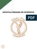 APOSTILA BRIGADA - FENIX (1) Brigada de incendio