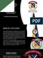 SOIMBOLOS DE LA UNIVERSIDAD MILITAR NUEVA GRANADA