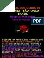 HOSPITAL MAÇONICO
