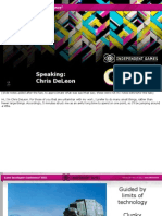 Chris DeLeon IGS Rapid-Fire-Indies