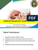68718_Jadwal Imunisasi Anak Terkini