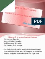 banq et inst chap 2 section 1 et 2