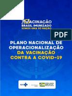 Plano de vacinação Nacional - Covid