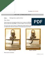 InfoTech N°0906  Montage Moteur, Pissettes d'Huile
