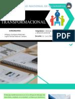 TEMA - LIDERAZGO TRANSFORMACIONAL