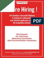 Job Advert - 15042021