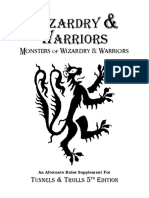 wizardry_and_warriors_monsters
